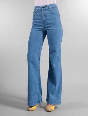 Yüksek bel pantolonlar yeniden moda! Göbeğinizin fazlalığından şikayetçiyseniz daha iyi bir kamuflaj olamaz.  Nerelerde bulabilirsiniz?  Levis, Diesel, Mavi Jeans
